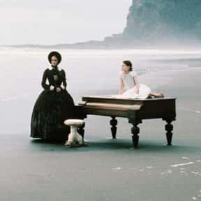 The Piano is listed (or ranked) 13 on the list Great Period Movies Set in the 19th Century