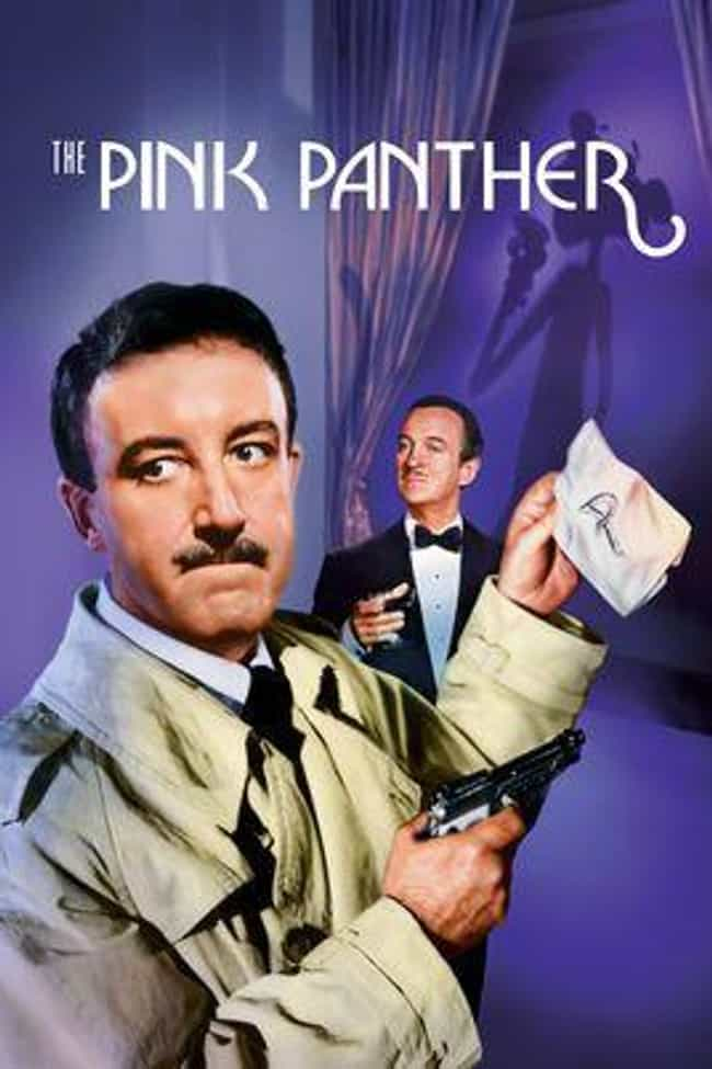 The Pink Panther is listed (or ranked) 4 on the list The Best Movies and Series in the Pink Panther Franchise, Ranked
