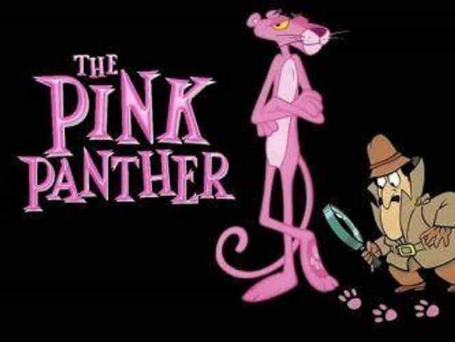 The Pink Panther Show is listed (or ranked) 3 on the list What Was The Most Popular Cartoon The Year You Were Born?