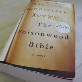 The Poisonwood Bible is listed (or ranked) 14 on the list 102 Books Recommended By Stephen King