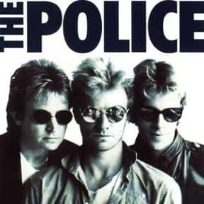 The Police is listed (or ranked) 2 on the list The Best Pop Music Trios Of All Time