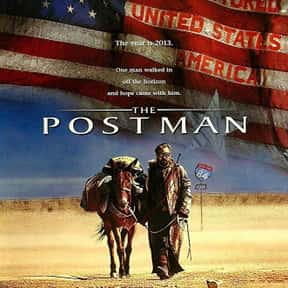 The Postman is listed (or ranked) 23 on the list The Best Kevin Costner Movies
