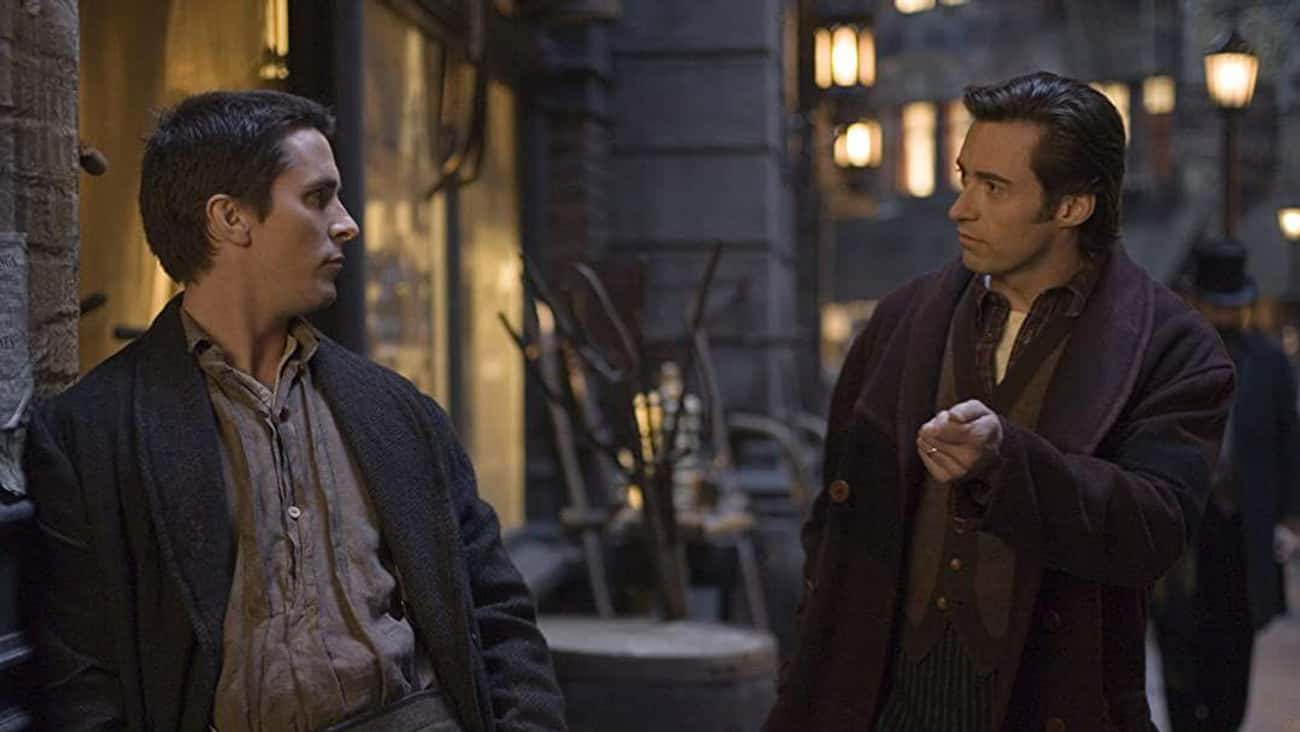 The Prestige is listed (or ranked) 3 on the list Movie Endings That Are Better Than The Books They Were Based On