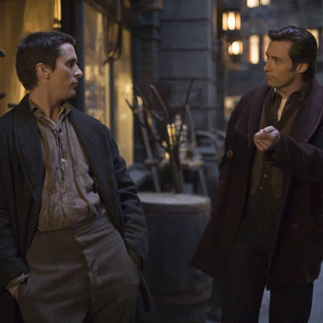 The Prestige is listed (or ranked) 1 on the list What to Watch If You Love Fight Club