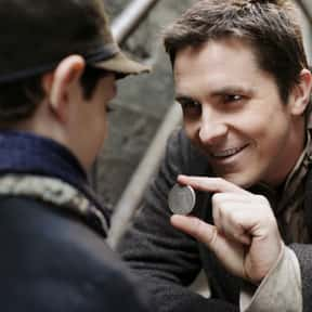 The Prestige is listed (or ranked) 5 on the list The Best Mystery Thriller Movies, Ranked