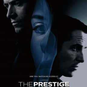 The Prestige is listed (or ranked) 25 on the list The Most Confusing Movies Ever Made