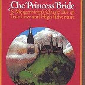 The Princess Bride is listed (or ranked) 12 on the list NPR's Top 100 Science Fiction & Fantasy Books