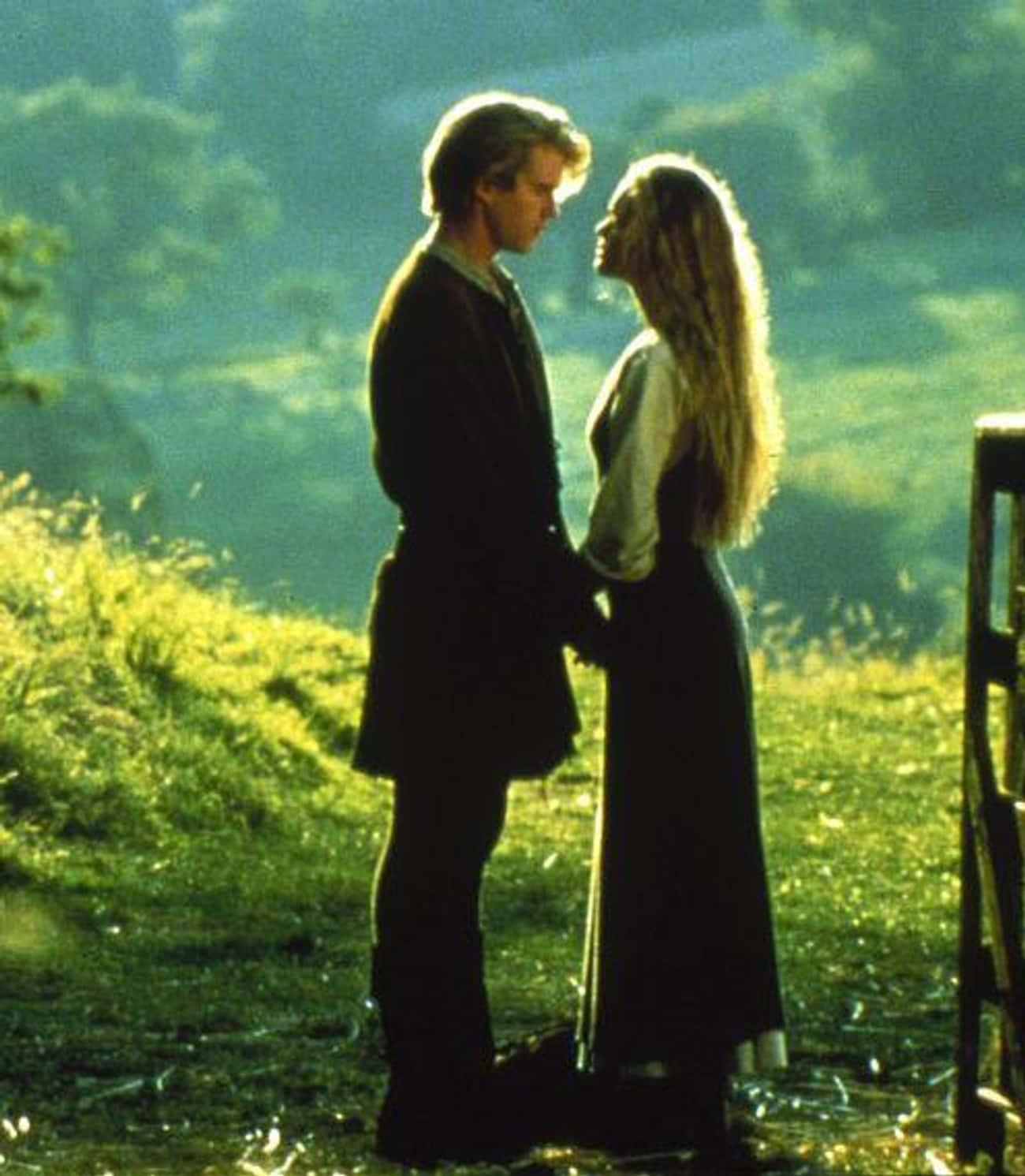 The Princess Bride is listed (or ranked) 1 on the list The Most Memorable Romantic Comedy Movie Quotes