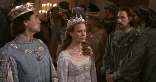The Princess Bride is listed (or ranked) 2 on the list The Best Wedding Objection Scenes in Film History
