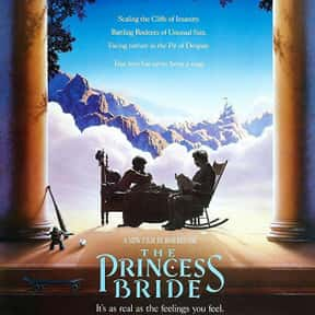 The Princess Bride is listed (or ranked) 7 on the list The Best Adventure Movies