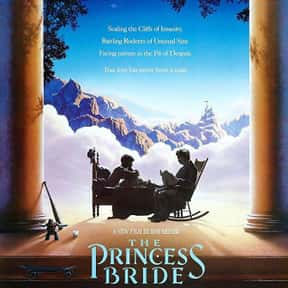 The Princess Bride is listed (or ranked) 3 on the list The Greatest Romantic Comedies Of All Time