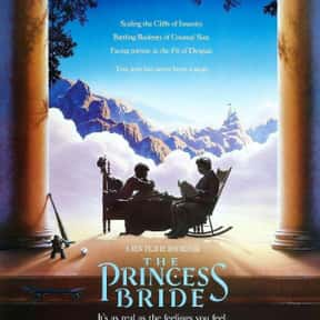 The Princess Bride is listed (or ranked) 11 on the list The Best Comedies Rated PG