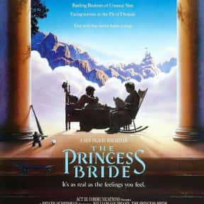 The Princess Bride is listed (or ranked) 2 on the list The Best Family Movies Rated PG-13