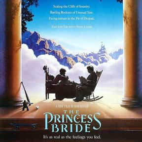 The Princess Bride is listed (or ranked) 20 on the list The Best Princess Movies
