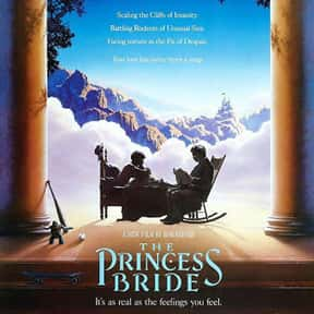 The Princess Bride is listed (or ranked) 14 on the list The Best Wedding Movies