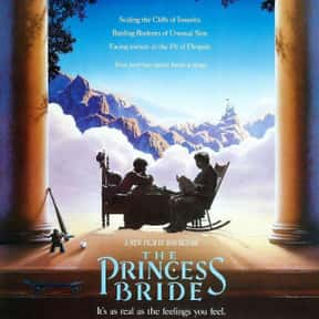 The Princess Bride is listed (or ranked) 18 on the list The Best Adventure Movies for Kids