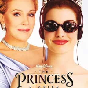 The Princess Diaries is listed (or ranked) 1 on the list The Very Best Anne Hathaway Movies