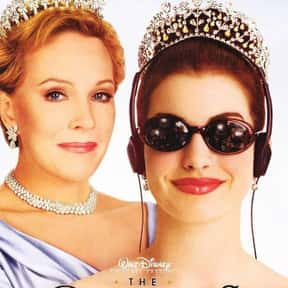 The Princess Diaries is listed (or ranked) 5 on the list The Best Teen Romance Movies