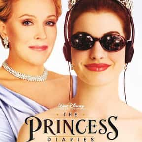 The Princess Diaries is listed (or ranked) 10 on the list The Best Disney Live-Action Movies