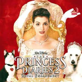 The Princess Diaries 2: Royal  is listed (or ranked) 10 on the list The Best Wedding Movies