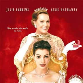 The Princess Diaries 2: Royal  is listed (or ranked) 5 on the list The Very Best Anne Hathaway Movies