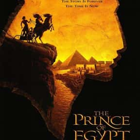 The Prince of Egypt is listed (or ranked) 21 on the list The Best Animated Films Ever