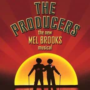 The Producers is listed (or ranked) 11 on the list The Best Matthew Broderick Movies