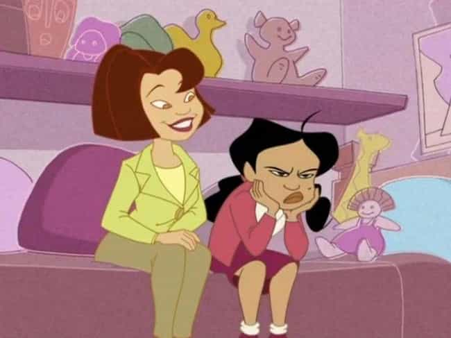 The Proud Family is listed (or ranked) 4 on the list Disney Channel Cartoons That Were Vastly Underrated