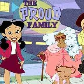 The Proud Family is listed (or ranked) 6 on the list The Greatest Black Sitcoms of the 1990s