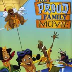 The Proud Family Movie is listed (or ranked) 11 on the list The Best Movies for Black Children, Ranked
