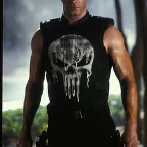 The Punisher is listed (or ranked) 5 on the list The Very Best Shows & Movies About Revenge