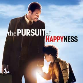 The Pursuit of Happyness is listed (or ranked) 8 on the list The Best Inspirational Movies