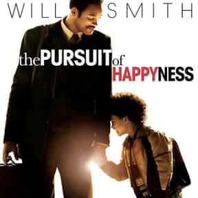 The Pursuit of Happyness is listed (or ranked) 11 on the list The Top Tearjerker Movies That Make Men Cry