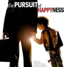 The Pursuit of Happyness is listed (or ranked) 5 on the list The Most Inspirational Black Movies