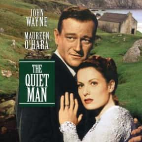 The Quiet Man is listed (or ranked) 16 on the list Filmsite's Greatest Films of the 50's