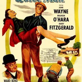 The Quiet Man is listed (or ranked) 8 on the list The Best Oscar-Nominated Movies of the 1950s
