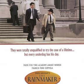 The Rainmaker is listed (or ranked) 15 on the list The Best Courtroom Drama Movies