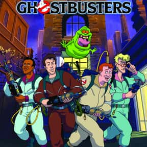 The Real Ghostbusters is listed (or ranked) 23 on the list The Best Saturday Morning Cartoons for Mid-'80s — '90s Kids