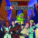 The Real Ghostbusters is listed (or ranked) 7 on the list The Best TV Shows Based on Movies