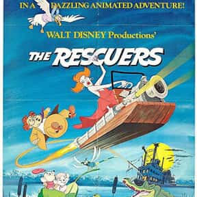 The Rescuers is listed (or ranked) 9 on the list The Best Cat Movies