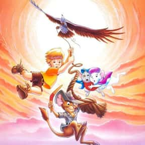 The Rescuers Down Under is listed (or ranked) 13 on the list The Best '90s Cartoon Movies