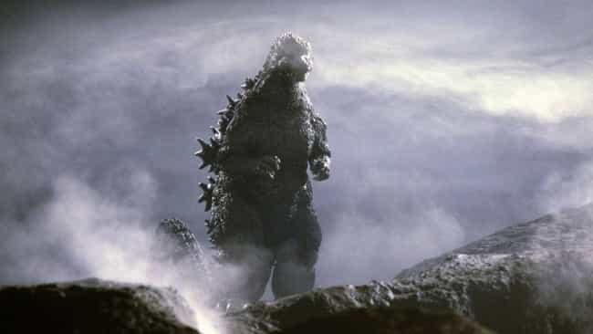 The Return of Godzilla ... is listed (or ranked) 4 on the list The Visual Evolution Of Godzilla