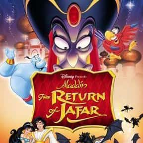 The Return of Jafar is listed (or ranked) 17 on the list The Best Disney Princess Movies