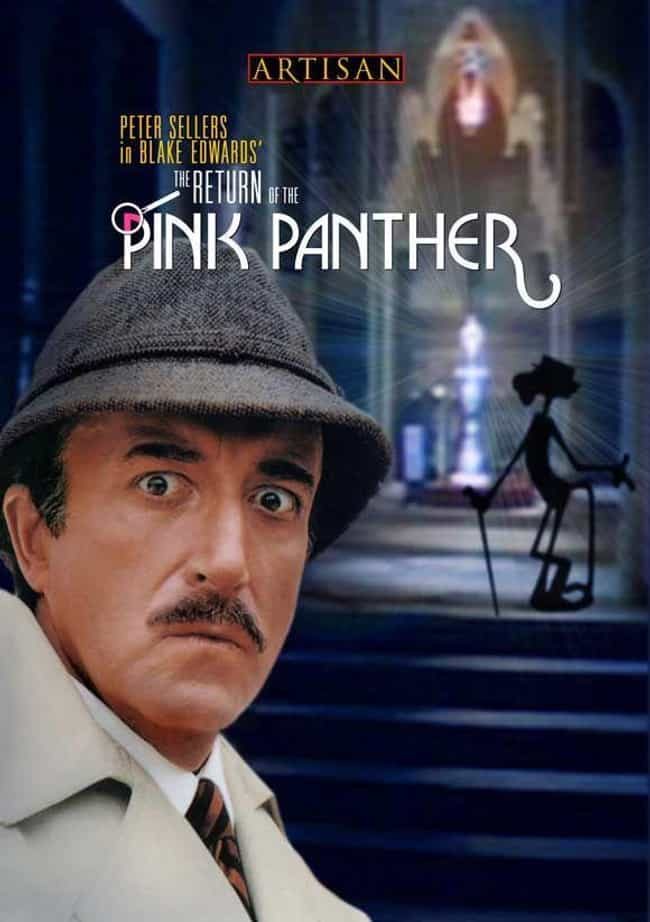 The Return of the Pink P... is listed (or ranked) 3 on the list The Best Movies and Series in the Pink Panther Franchise, Ranked