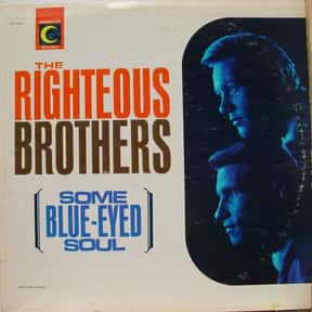 The Righteous Brothers is listed (or ranked) 4 on the list The Top Pop Artists of the 1960s