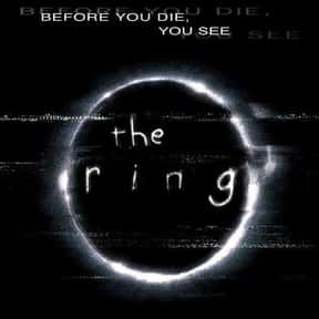 The Ring is listed (or ranked) 8 on the list Horror Movie Set-Ups You'd Least Like to Be Trapped In