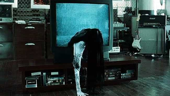 The Ring is listed (or ranked) 1 on the list 11 American Horror Movies Based On Much More Terrifying Asian Versions