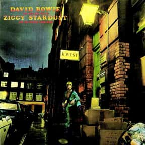 The Rise and Fall of Ziggy Sta is listed (or ranked) 1 on the list The Best David Bowie Albums of All Time
