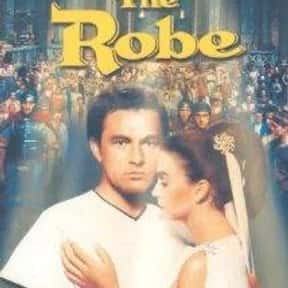 The Robe is listed (or ranked) 7 on the list The Greatest Movies About Jesus Christ, Ranked