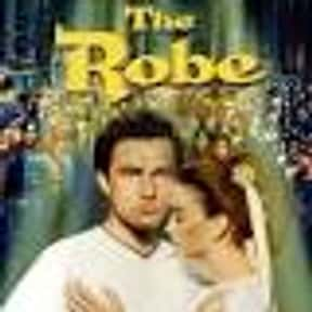 The Robe is listed (or ranked) 22 on the list The Best Sword and Sandal Films Ever Made